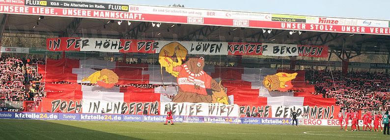 1.FCU Berlín - D. Dresden